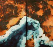 golf du lion 150 x 300 cm 1999