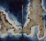 la botta und Sicilia , ca 180 x 240 cm 2000