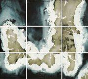 Mittelländisches Meer  180 x 240 cm 1999
