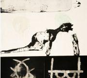 Junge oder Mädchen, (1989) 200 x 220 cm (79 x 87 inch)