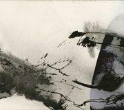 APART OF ME _ Ohne Titel, (2005) 70 x 230 cm (28 x 91 inch)