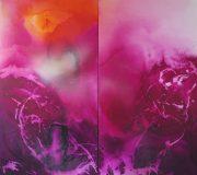 apart of me -rose, (2008)210 x 200 cm (83 x 79 inch)